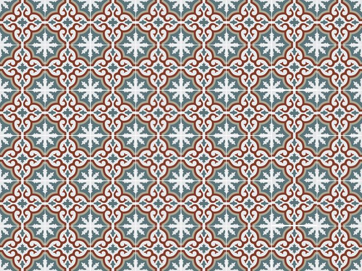 Unique Cement Tiles Handmade For Special Places And Exquisite Taste