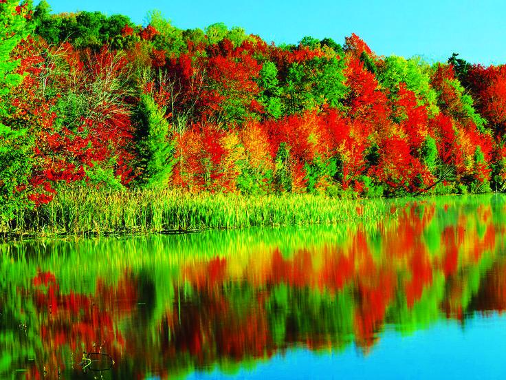 Autumn in Sichuan