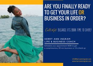 One-on-One Life and Business coaching that will change your life
