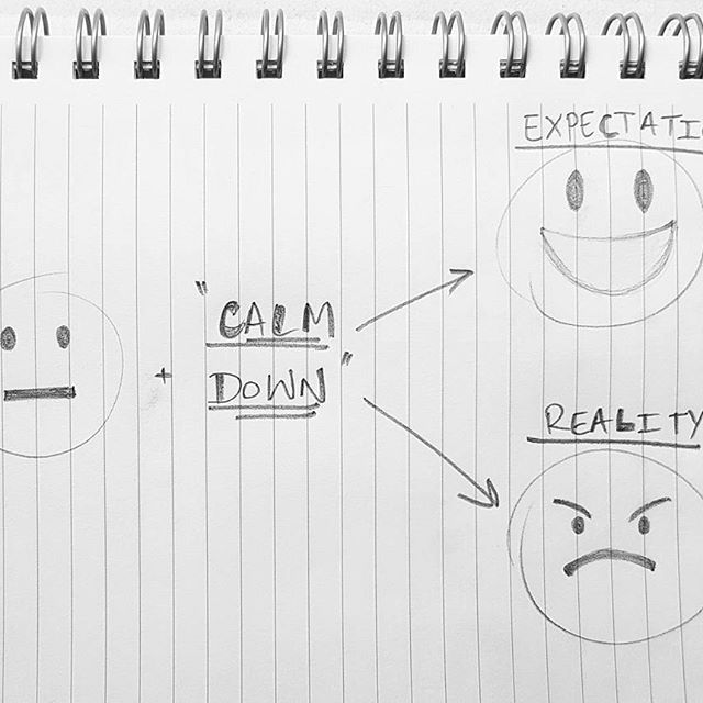 calm down . . . #illustration #infographic #nerd #geek #instanerd #instadaily #graphjam #instapic #instagood #data #chart #charting #analytics #numbers #instagram #funny #funnyshit #funnymemes #meme #memes #memesdaily #instafun #instafunny #calmdown #expectations #reality #sad #smiling #angry #face