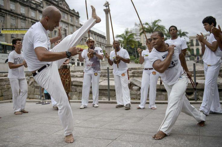 Unesco: la Capoeira è Patrimonio Culturale dell'Umanità