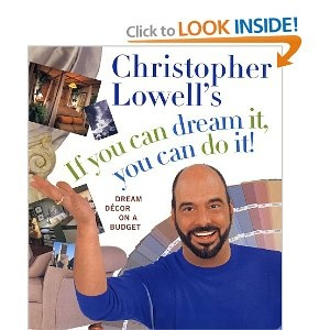 Christopher Lowell.  I used to LOVE his show!