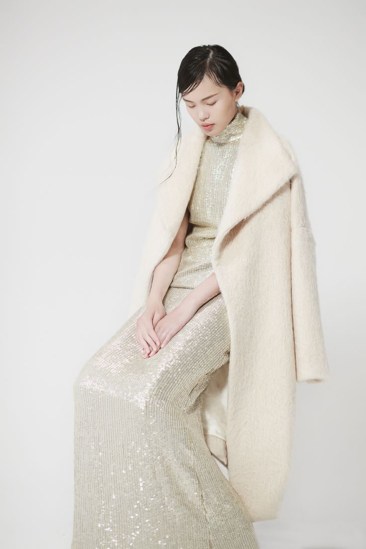 Natan Alpaca Coat
