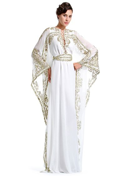 Zuhair murad pre fall 2012 collection zuhair murad for White kaftan wedding dress