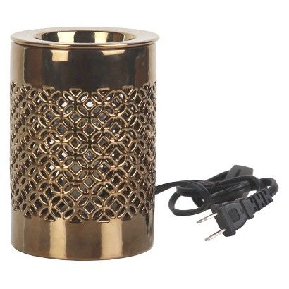 Chesapeake Bay Decorative Fragrance Warmers GLD