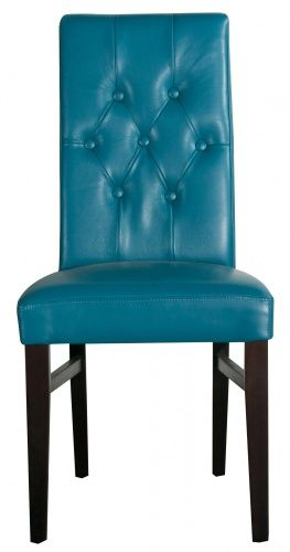 Modern Button Back Dining Chair