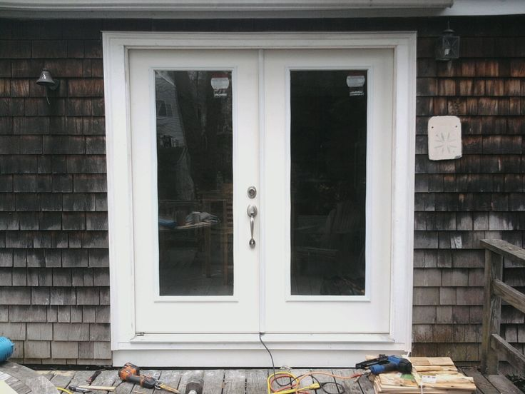 Best 25 Single French Door Ideas On Pinterest Single