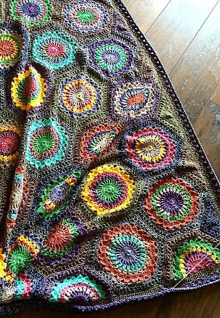 32 besten 6-day Kid Blanket - Free Crochet Pattern Bilder auf ...