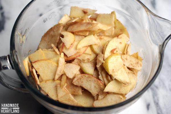 Karamell-Apfelkuchen-Rezept   – Recipes