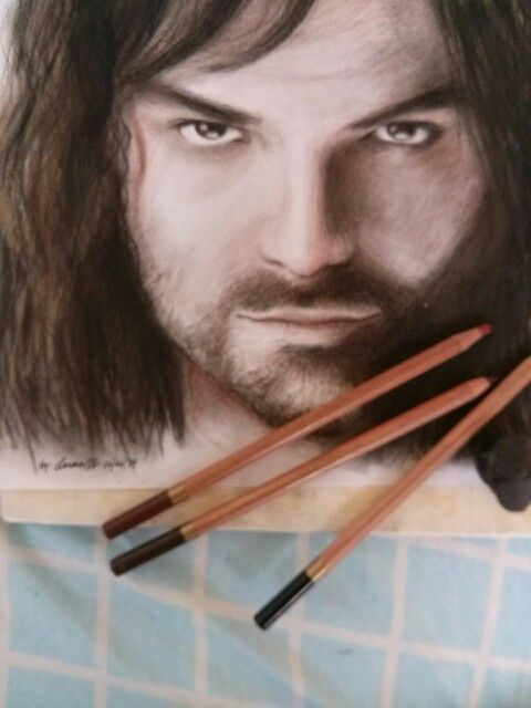 Kilidwarf #drawing #tryinghard #aidanturner #thehobbit
