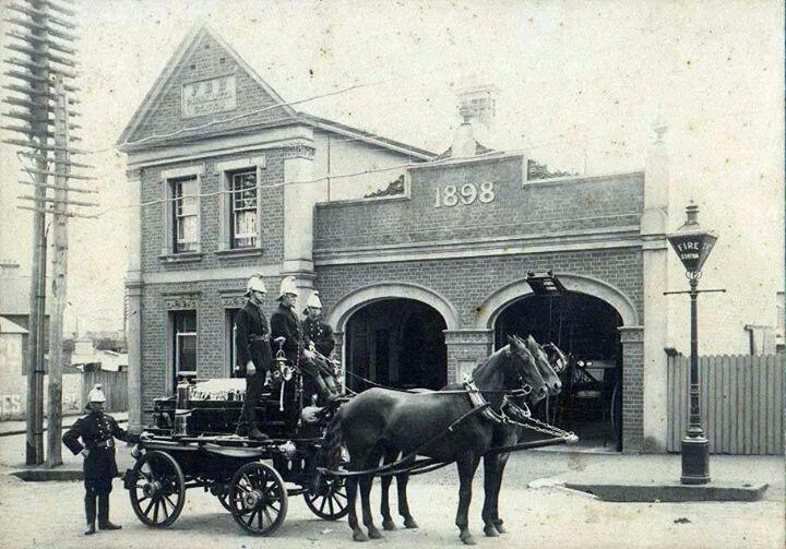 Parramatta Fire Station