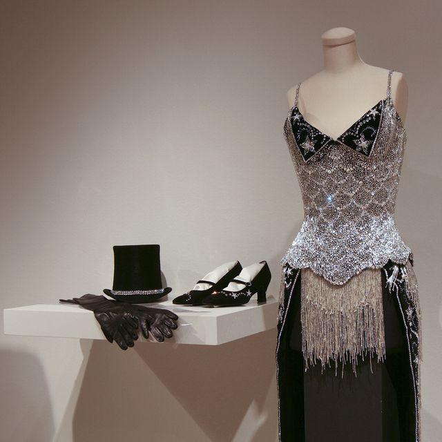 Nicole Kidman's Moulin Rouge costume by OKCMOA, via Flickr