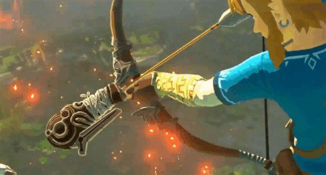 Las imágenes en HD del nuevo Zelda son lo mejor de Nintendo
