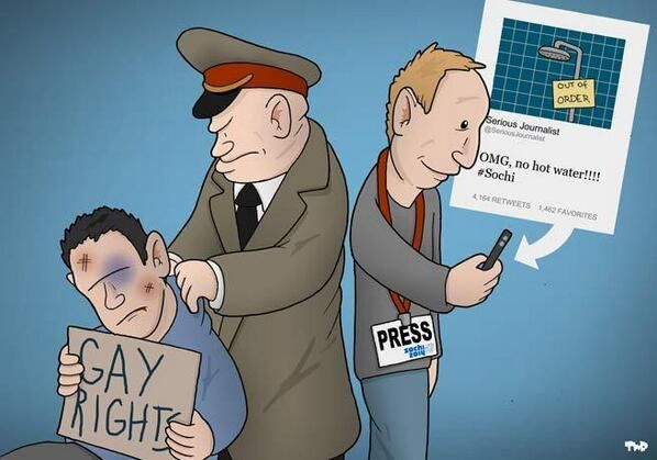 Journalistikens roll under vinter-OS hittills