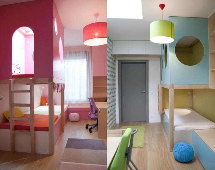 Dva pokoje pod jednou střechou