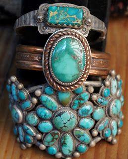 Greg Thorne Turquoise Jewelry