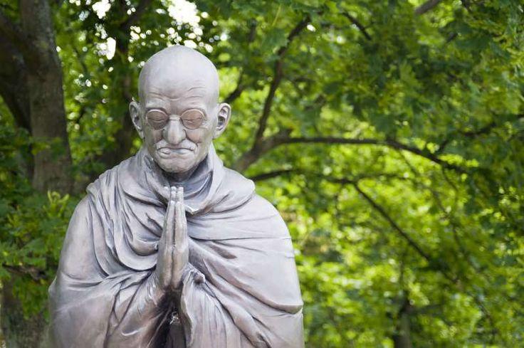 40 αποφθέγματα σοφίας από τον Μαχάτμα Γκάντι
