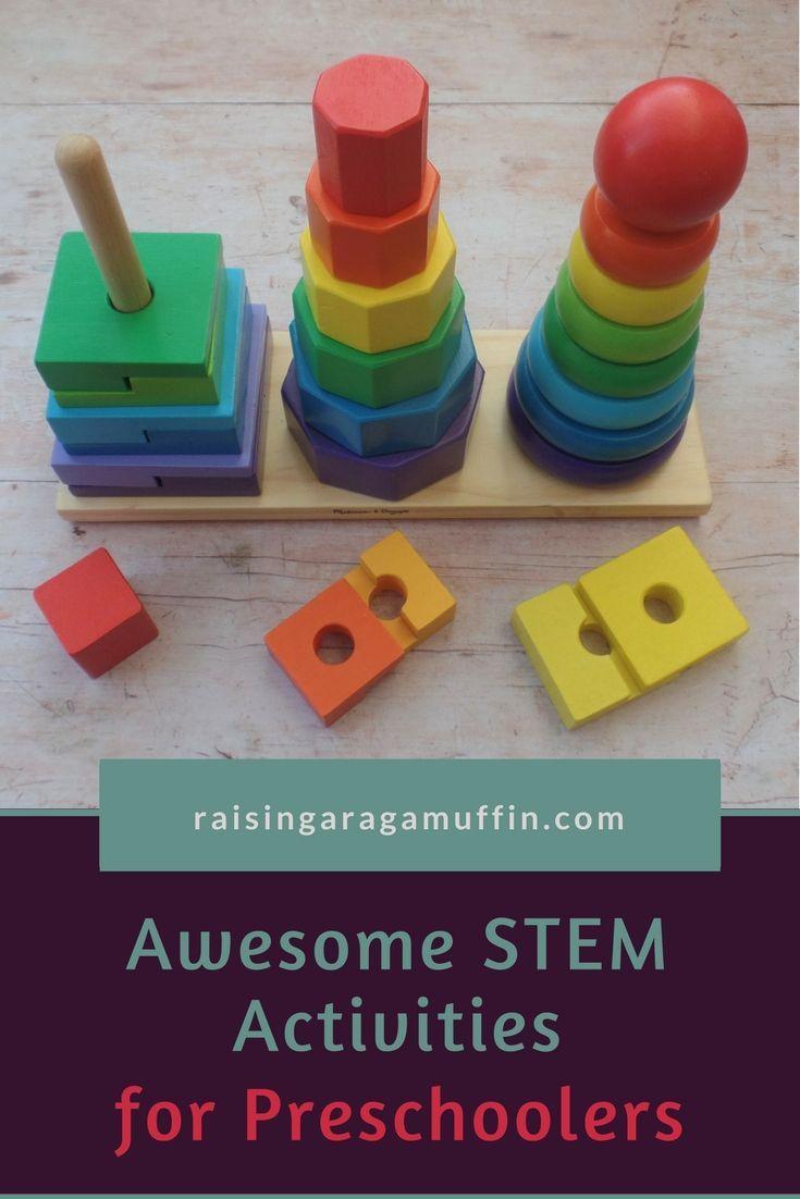 STEM Activities For Preschoolers | STEM Toys | Gender Neutral Toys