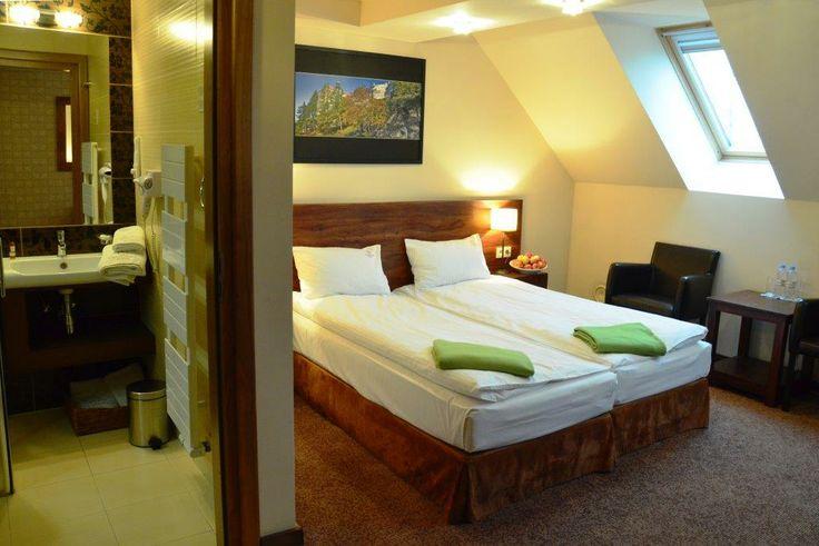 Nasze pokoje // Our rooms #hotel #rooms #accommodaton #Krakow