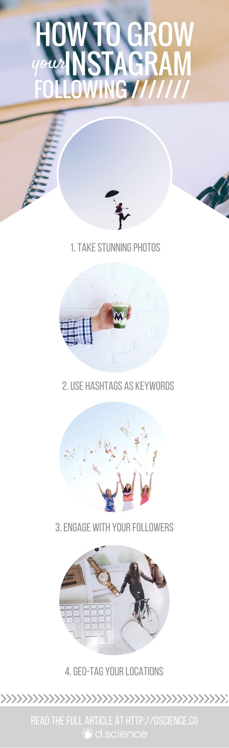 How to Grow Your Instagram Following. 7 Tips to get over 1,000 followers every…