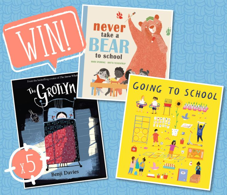 Win these wonderful Books of the Month from Storytime Issue 37! We love them all! Visit: http://www.storytimemagazine.com/win