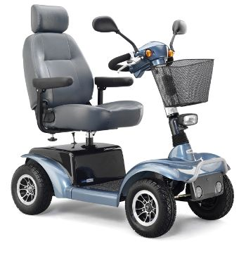Large electric scooter Prowler