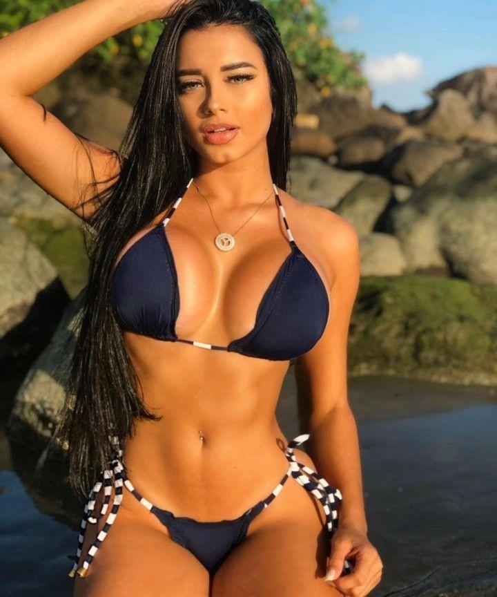 non nude young girls in bikinis