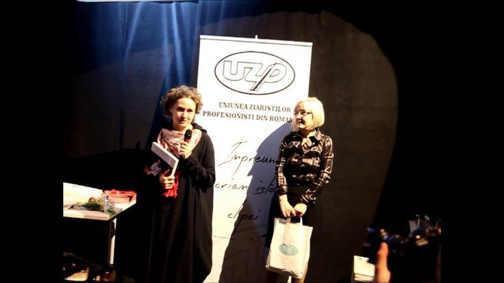 Cristina Nichitus Roncea premiata de UZP pentru fotografiile din Alaptar...
