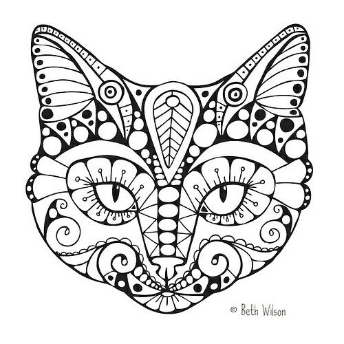 Free A4 Colouring Pages For Adults : 62 best coloring pages images on pinterest