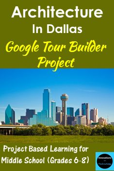 Students research architectural landmarks in Dallas and create a Google Tour using the information.  Middle school & secondary; includes resources, instructions and tutorial.