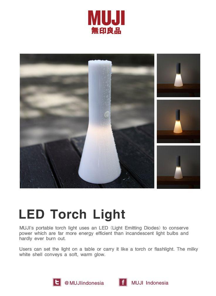 MUJI LED Torch Light