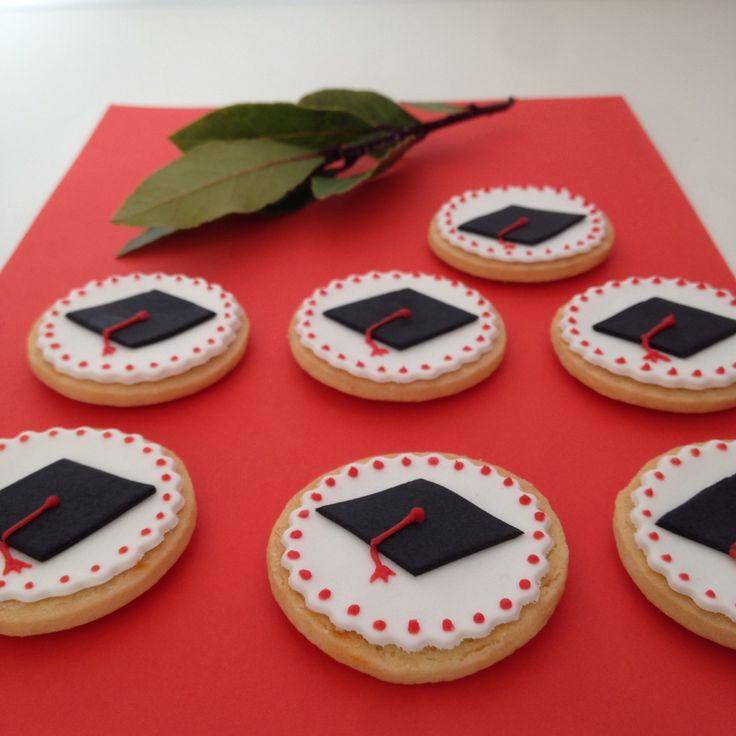 Cookies for graduation -Biscotti per una laurea speciale