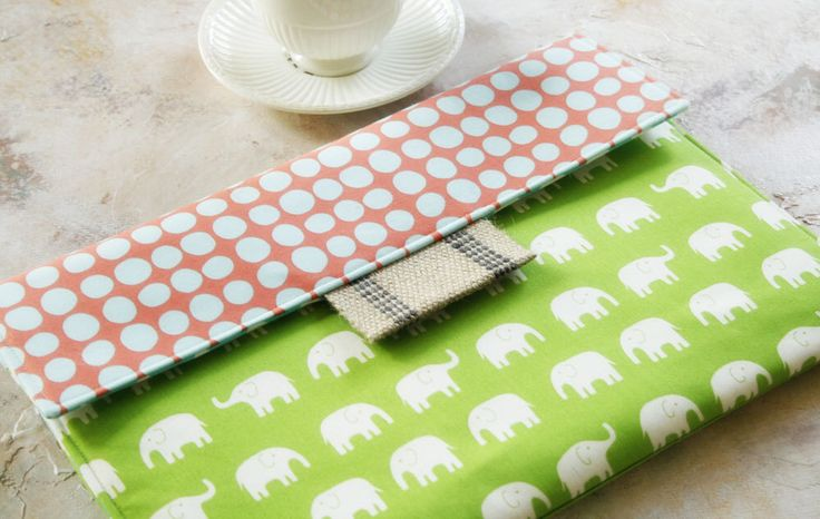 iPad Envelope Case, Ipad Mini Case, Ipad 3 Sleeve, Ipad envelope cover, case, holder Ipad 2 Case, Ipad 2 Cover in Green Elephants by OhKoey on Etsy https://www.etsy.com/listing/204766483/ipad-envelope-case-ipad-mini-case-ipad-3