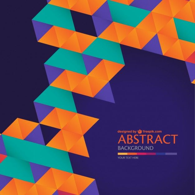 Abstract vector free background Free Vector