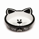 Cat Face Feeding Dish for Cat gift basket