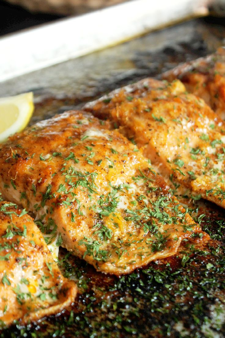 Add a kick of heat to your weeknight with this incredibly #delicious Cajun Salmon.