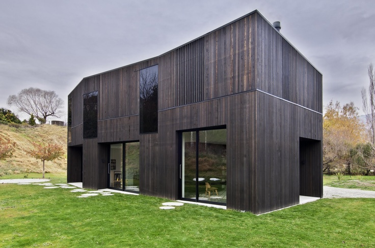 HOME New Zealand: Outtakes: Bergendy Cooke and Guy Fisher's Arrowtown house