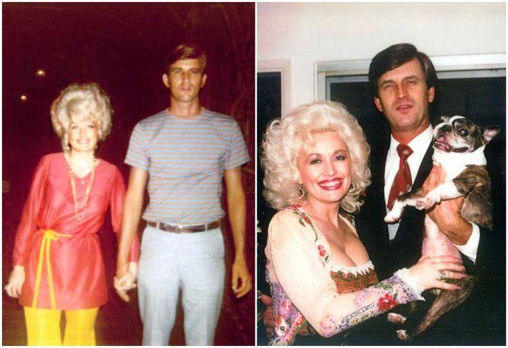 Dolly Parton`s husband - Carl Thomas Dean