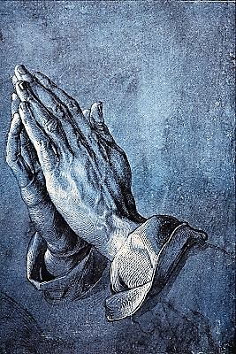 Albrecht Dürer, Praying Hands .1508 on ArtStack #albrecht-durer #art