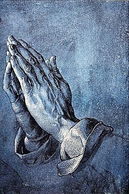 Albrecht Dürer, Praying Hands .1508 on ArtStack #albrecht-durer #art