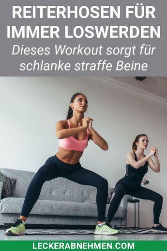 Effektives Frauen Beintraining für zuhause – Die 3 besten Übungen – Madeleine Busch