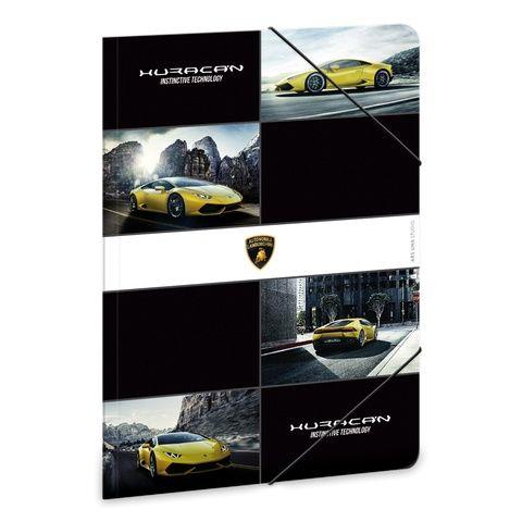 Lamborghini - Elastomap - A4 - Multi