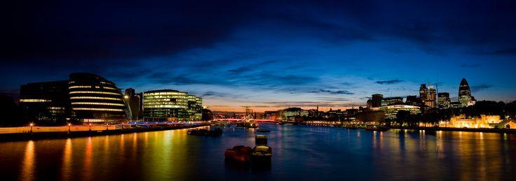 Lovely night in #London UK