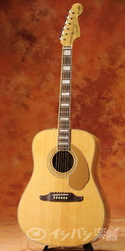 FENDER Acoustic フェンダー / Artist Design Series Elvis Kingman Natural アコースティックギター Fender USA http://www.amazon.co.jp/dp/B00D5R7DU0/ref=cm_sw_r_pi_dp_pLe-ub06WH1RW