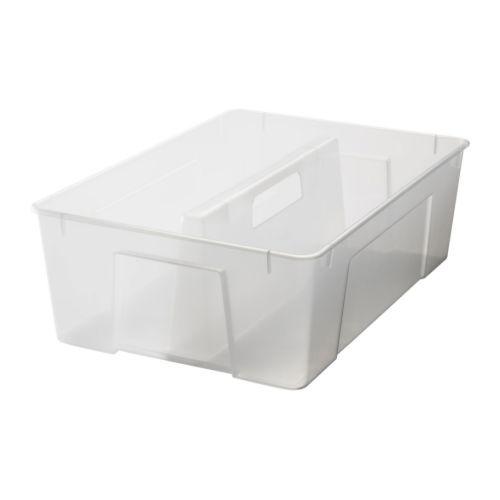 SAMLA Insert for box 11/22 l  - IKEA – 37x25x12 cm – $5