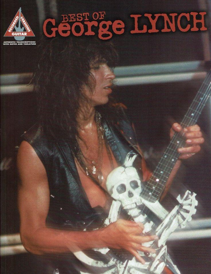 Best Of George Lynch Guitar Tab Tablature Song Book