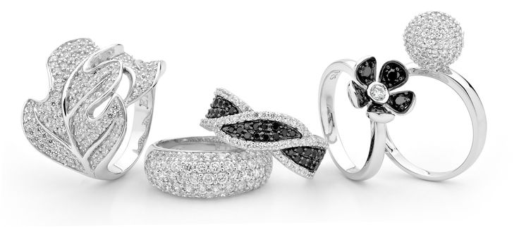 Ellani rings for  your confident, classy and unique style