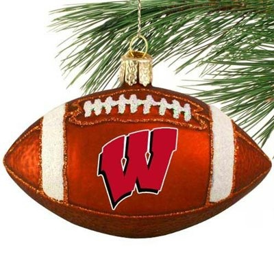 17 best images about wisconsin badgers gear on pinterest for Badger christmas decoration