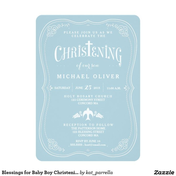 Best Invites Christenings And Baptisms Images On