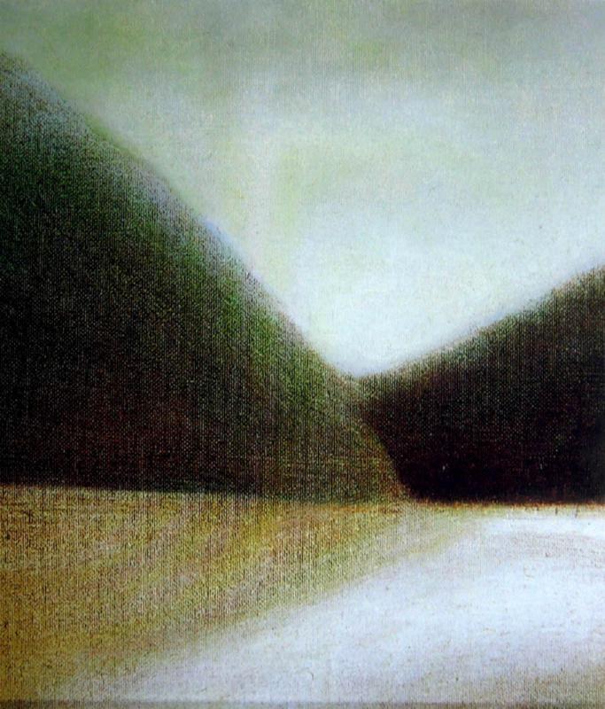 Tony Fomison. Milford Sound
